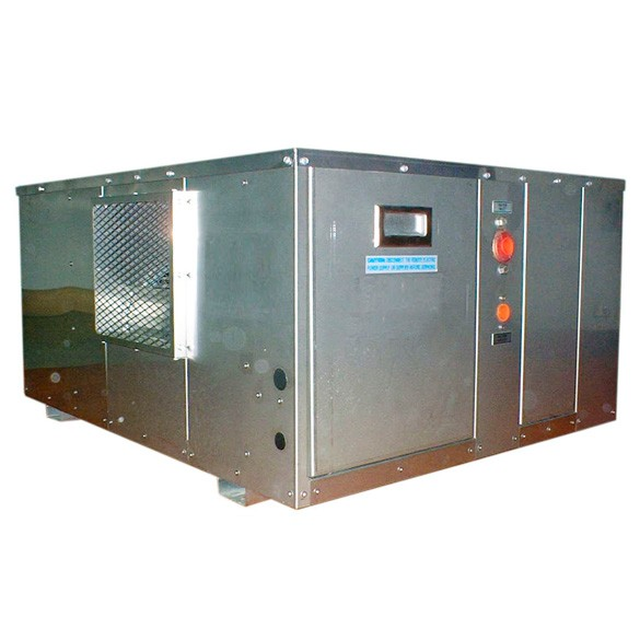 Colmac hpa stainless steel air source heat pump for