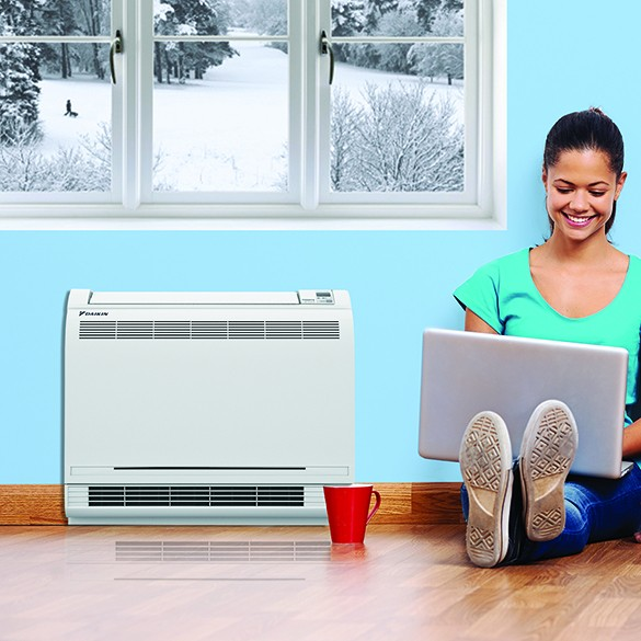 Floor Mounted Mini Split Heat Pump Carpet Vidalondon