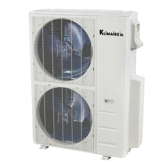 5 Zone Klimaire 21 5 Seer Ductless Multi Zone Inverter Air Conditioner