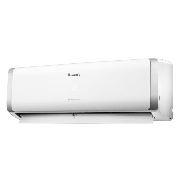 9 000 btu klimaire 25 seer hyperheat ductless mini split. Black Bedroom Furniture Sets. Home Design Ideas