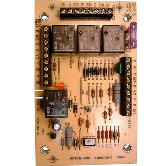 Goodman All Fuel System Control Board for Standard or Dual Fuel Use