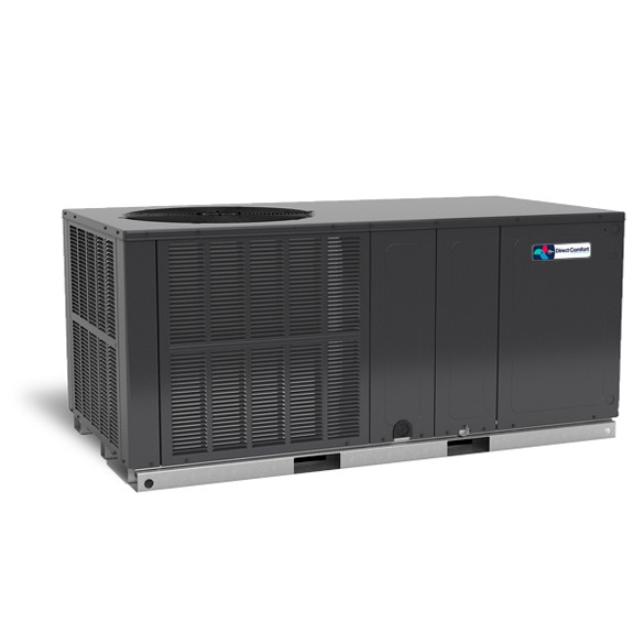 2.5 Ton Direct Comfort Packaged Heat Pump 16 SEER Horizontal