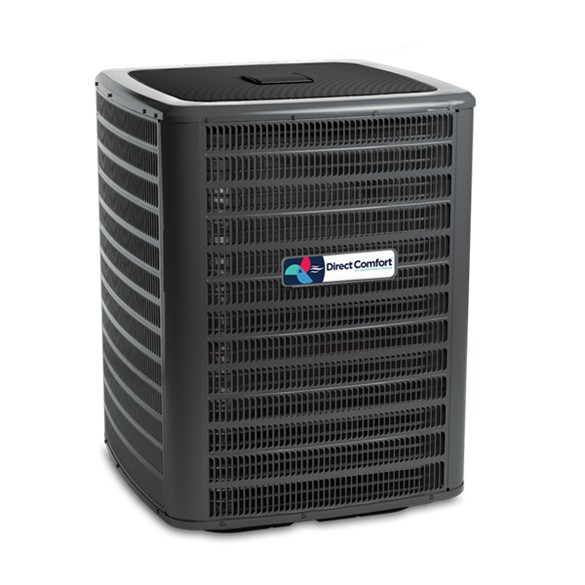 4 Ton Direct Comfort DC-GSZ140481 14 SEER Outdoor Heat Pump Condensing Unit R410A Refrigerant