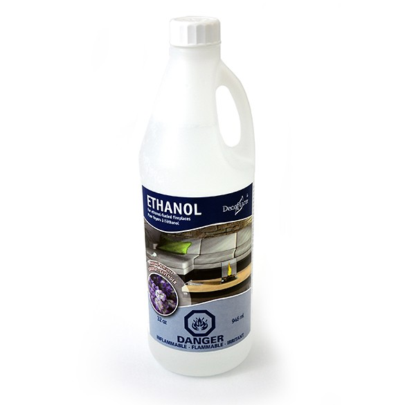 DecorPro Lavender Liquid Ethanol Refill Bottle