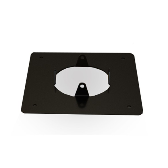 DecorPro Mounting Bracket for Torch-Style Fireplaces