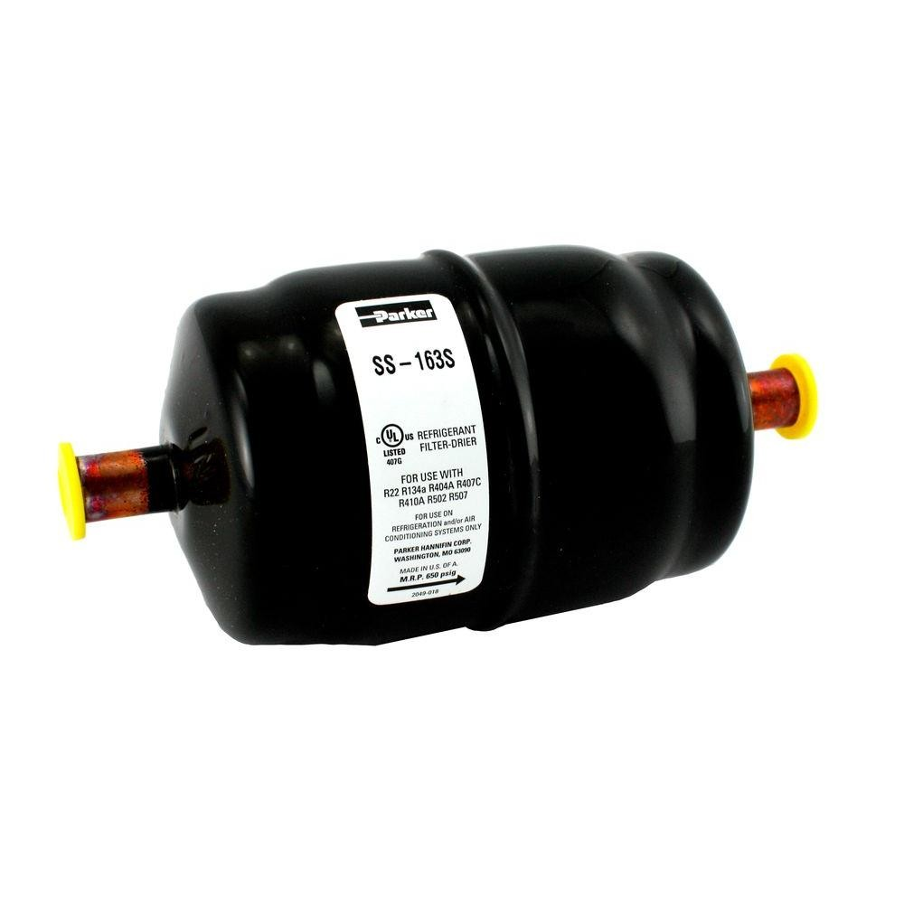 "3/8"" Liquid line bi-flow filter drier"