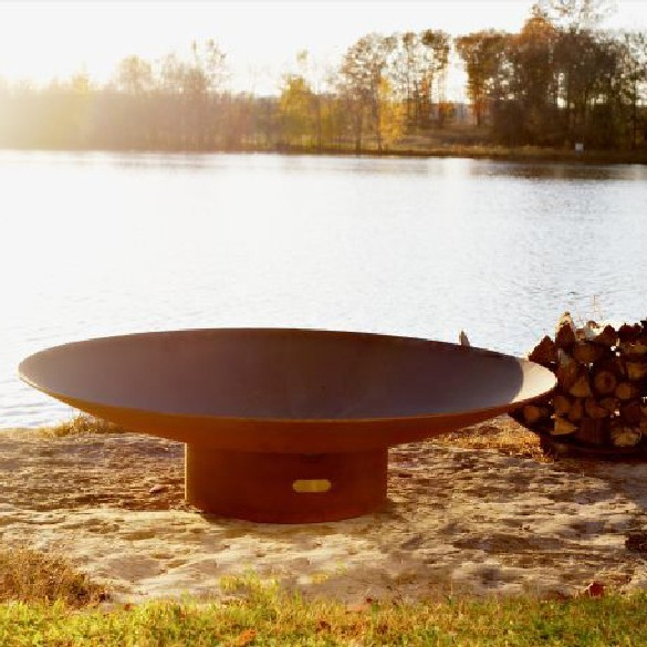 Asia 60 Inch Outdoor Gas Fire Pit