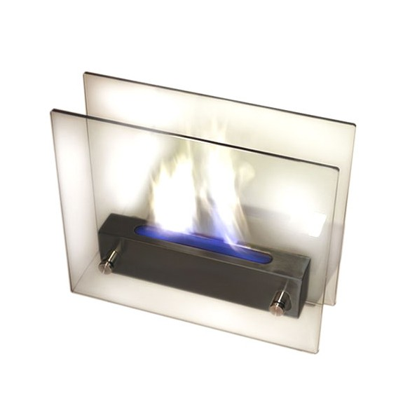 Nu-Flame Irradia Ventless Ethanol Fireplace