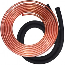 "Refrigerant line set 3/8""x3/4""-25ft with insulation"