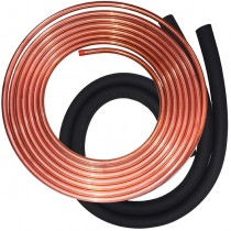 "Refrigerant line set 3/8""x1-1/8""-15ft with insulation"
