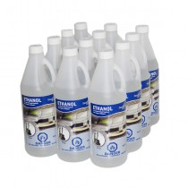 DecorPro Zen Liquid Ethanol Refill Bottle, 12 Pack