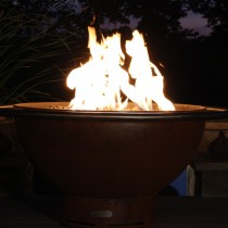Bella Luna Outdoor Gas Fire Pit