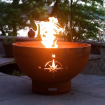 Navigator Outdoor Gas Fire Pit