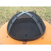 Fire Pit Art 27.5 Inch Spark Guard