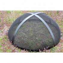 Fire Pit Art 44.5 Inch Spark Guard