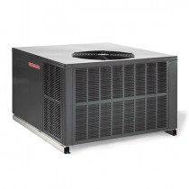 3 Ton Goodman Packaged Dual Fuel Unit 14 SEER 80,000 BTU 81% AFUE Horizontal/Downflow
