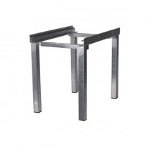 "ADJUSTABLE AIR HANDLER STAND 24"" TALL"