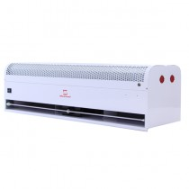 60 Inch Maxwell Air Curtain with Hot Water/Steam Heat and Door Switch