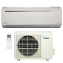 12,000 BTU Daikin 23 SEER Wall-Mounted Ductless Mini-Split Inverter Air Conditioner Heat Pump System (230 Volt)