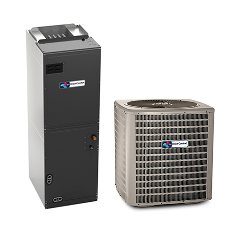 5 Ton A/C Direct Comfort Manufacturing Company 14 SEER Central Air Conditioner System HCDCG1390