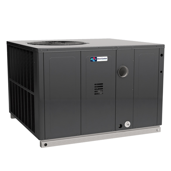 4 Ton Direct Comfort Packaged Gas/Electric Unit 14 SEER 100000 BTU 0.81 AFUE Horizontal/Downflow HCDCG1302