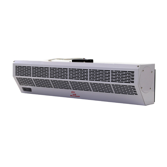 60 Inch Maxwell Air Curtain with Electric Heat and Remote Control HCKPI1071